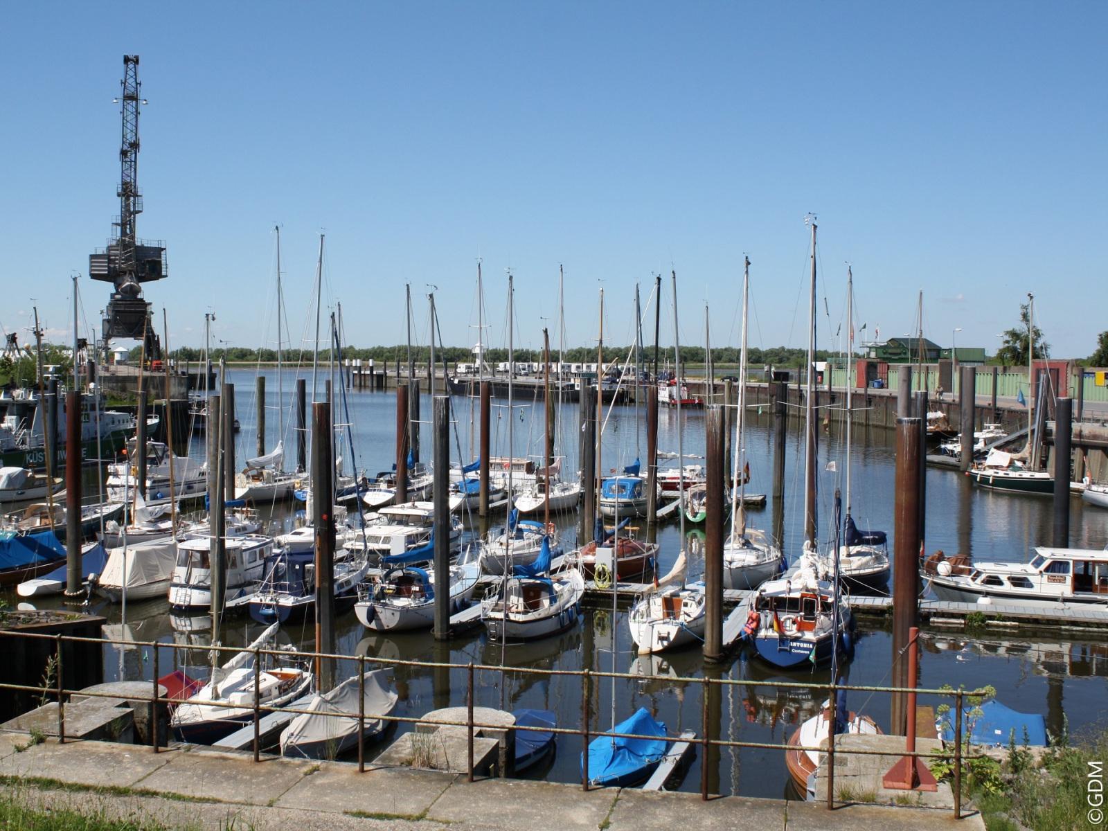 Glückstädter Außenhafen