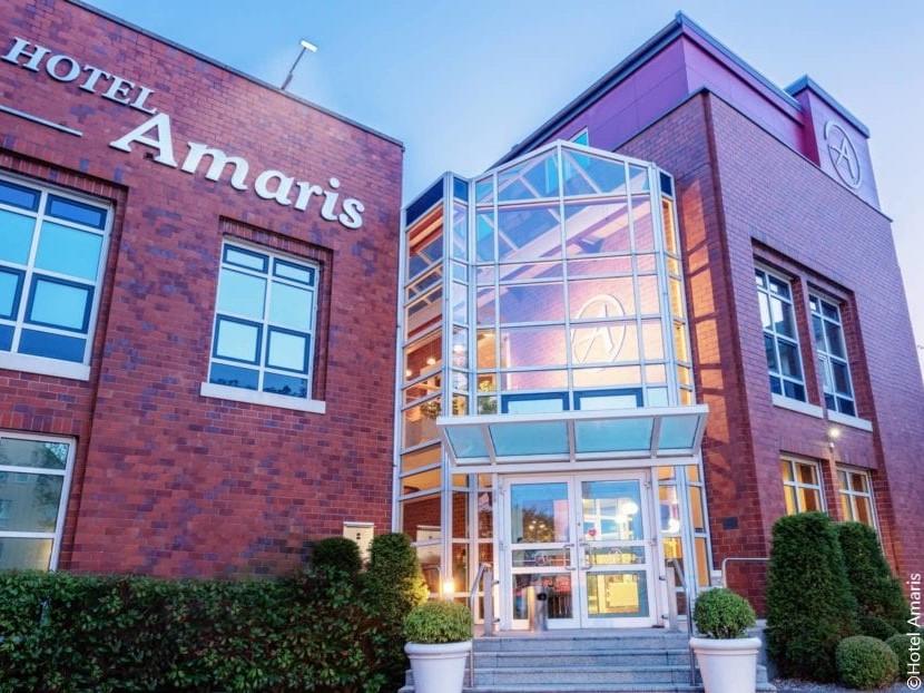 Hotel Amaris Außenansicht